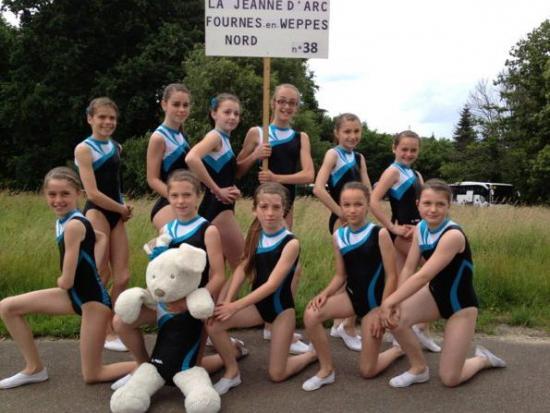 Equipe F3 Jeunesses
