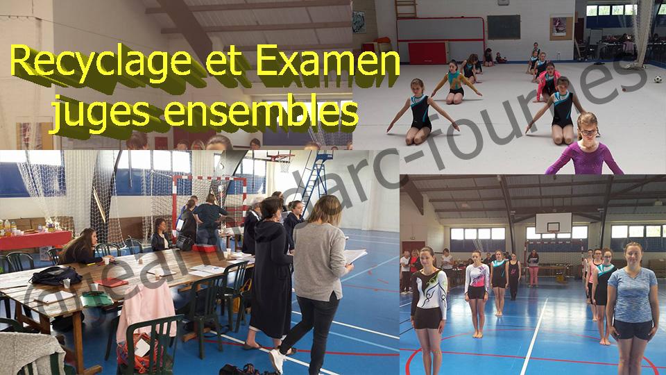 Examen juges